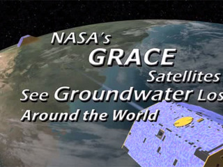 GRACE Sees Groundwater Losses Around the World